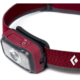Black Diamond Cosmo 300 Linterna frontal, rojo